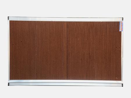 鋁合金鍍鋅板水簾廠家-濕簾銷售-濕簾定制