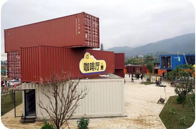 惠州房屋箱|模块房屋箱|集装箱模块房屋