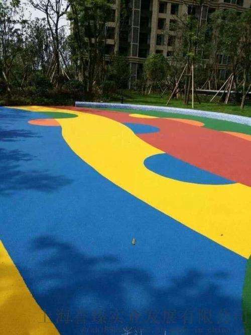 桂林市透水地坪,来宾市彩色透水地坪