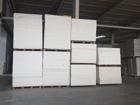 铝箔玻镁复合风管-玻镁岩棉板-常州玻镁板厂家