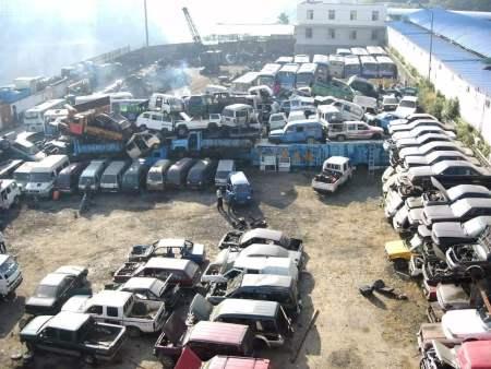 大连报废车辆回收厂家-铁岭报废车辆回收-盘锦报废车辆回收