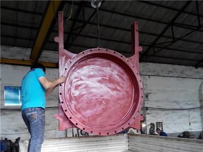 不銹鋼管道法蘭閘門價格|專業的法蘭連接閘門宏海水利供應