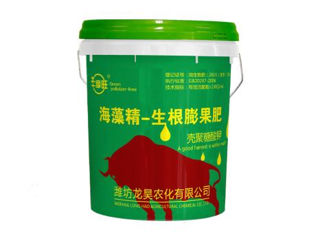 有機生物菌肥-云南海藻高活性微生物菌劑
