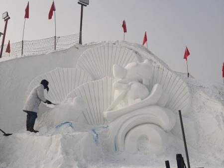 保定雪雕-邯郸冰雕雪雕-秦皇岛冰雕雪雕