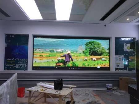 小间距LED显示屏厂家-选购LED屏就找华烨联结光电科技