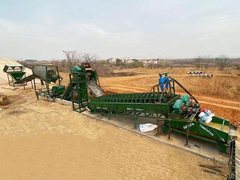 挖斗式筛沙水洗设备出售-浙江挖斗式筛沙水洗设备哪里有