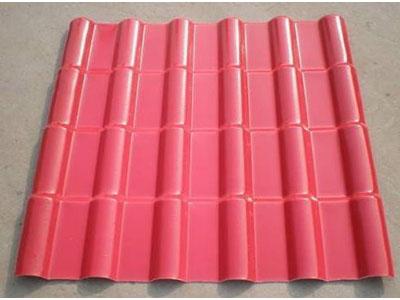 青海树脂瓦厂家-想要购买高性价西宁树脂瓦找哪家