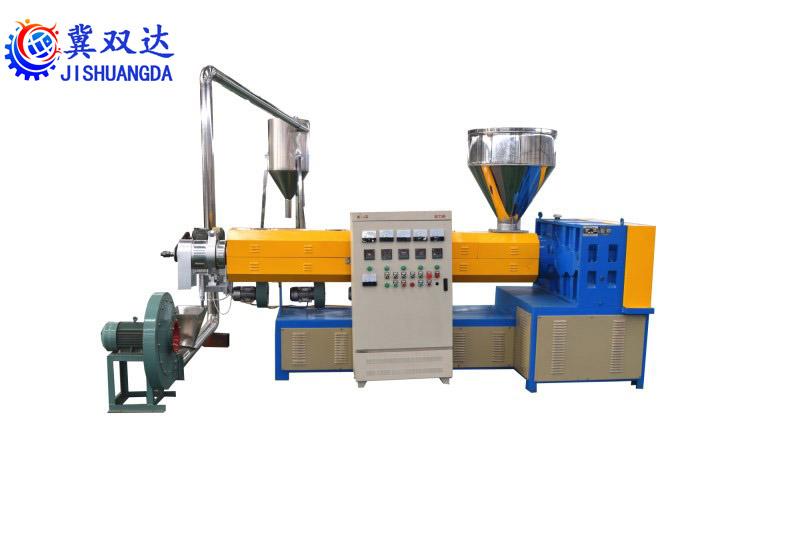 加工塑料造粒機-規模大的熱切塑料造粒機生產線廠商推薦