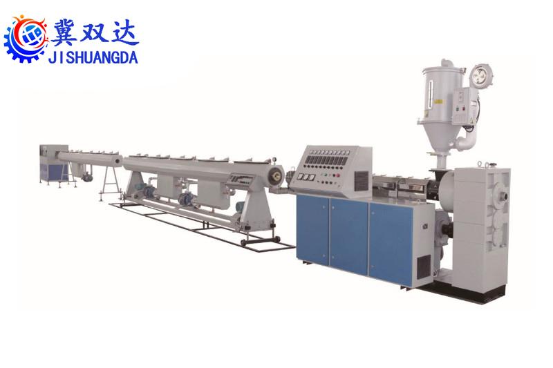 塑料管生产线型号-山东塑料管生产线报价