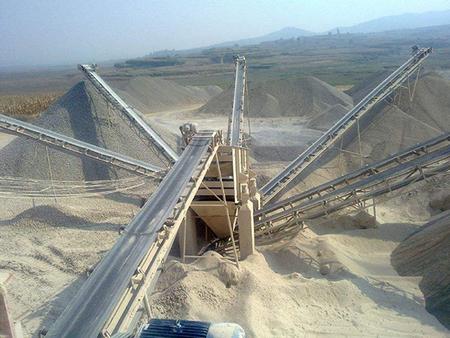 破碎二次水洗制砂生產線