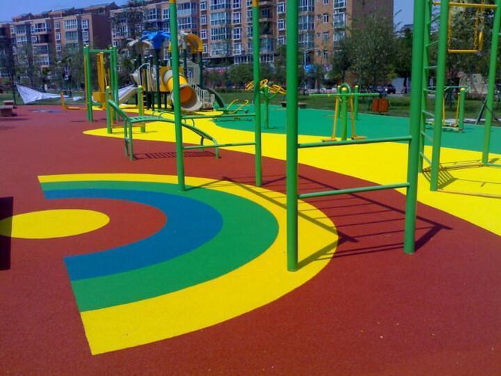 防城港市塑胶跑道地坪-广西钦州市混凝土彩色地坪厂商推荐