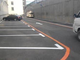 漯河车位划线-洛阳公路划线合同-道路上划线用什么材料