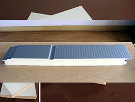 聚氨酯岩棉复合板-黑龙江C型钢公司-哈尔滨C型钢厂家