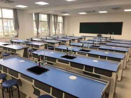 全钢中央实验台价格-西安教学实验室设备-陕西教学实验室设备