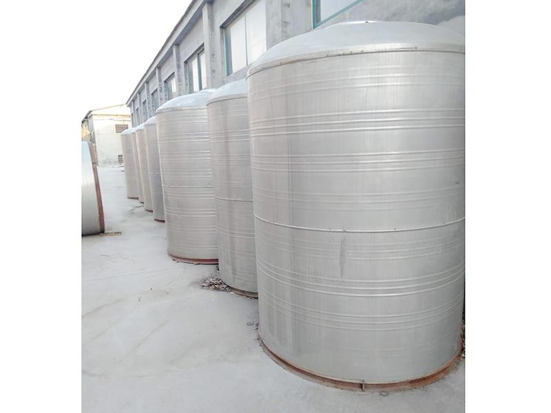 山東不銹鋼保溫水罐_不銹鋼水罐推薦