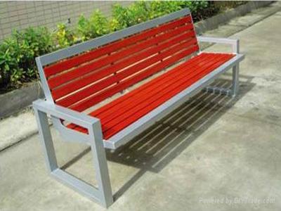 百色新品休闲椅-供应广东实惠的防腐木休闲椅