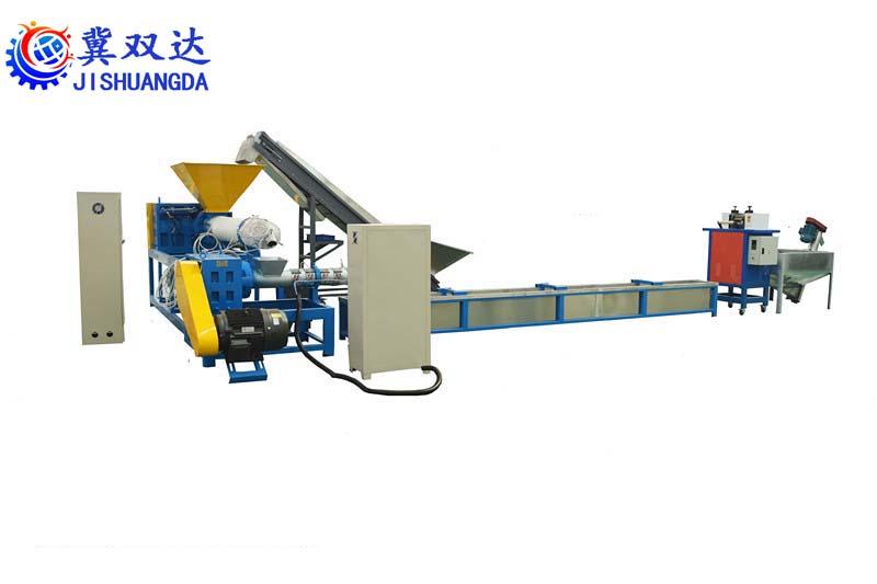 廣西熱切塑料造粒機廠家-質量可靠的熱切塑料造粒機供銷