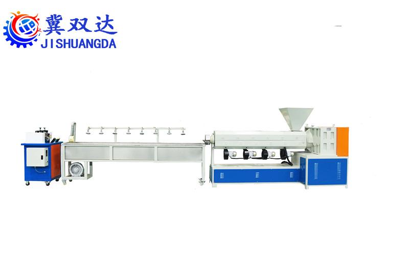 北京風冷塑料造粒機_河北雙達橡塑機械提供好的塑料造粒機