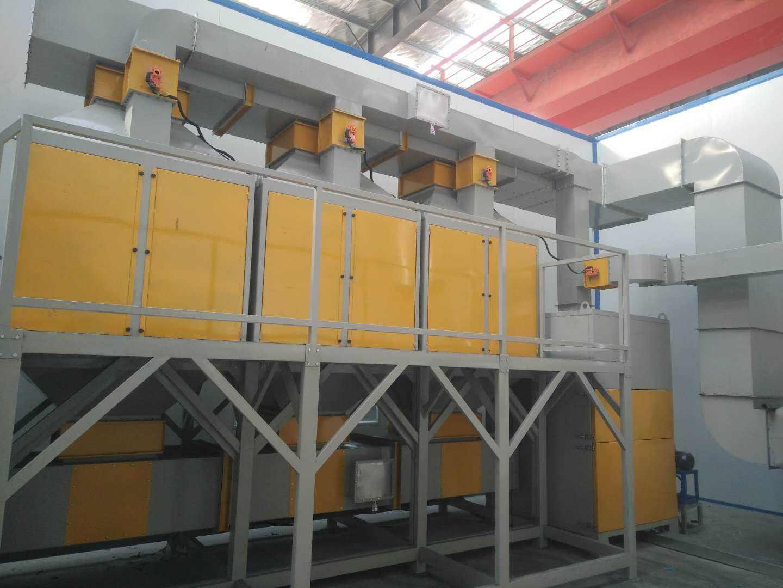 廊坊催化燃烧处理设备-专业的催化燃烧处理设备制作商