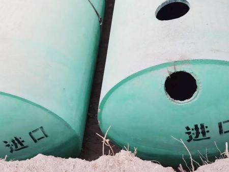 河南水泥化粪池厂-质量优良的水泥化粪池供应