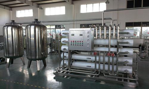 白银水处理设备-宁夏矿泉水设备-宁夏取暖工程