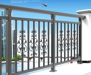 广西锌钢护栏