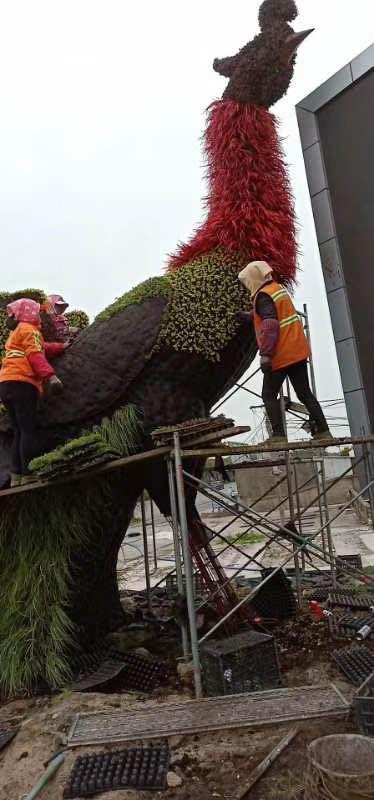 綠雕造型策劃_濰坊地區有品質的仿真綠雕