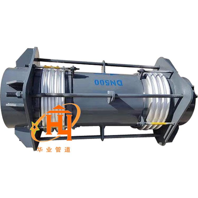 拉杆型波纹补偿器-大拉杆波纹补偿器安装