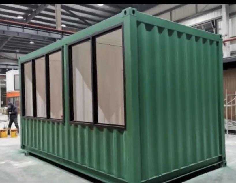 哈尔滨哪家生产的哈尔滨集装箱好 移动厕所出租
