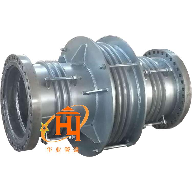 轴向内外压平衡式波纹补时候偿器-蒸汽压力平衡型补偿器
