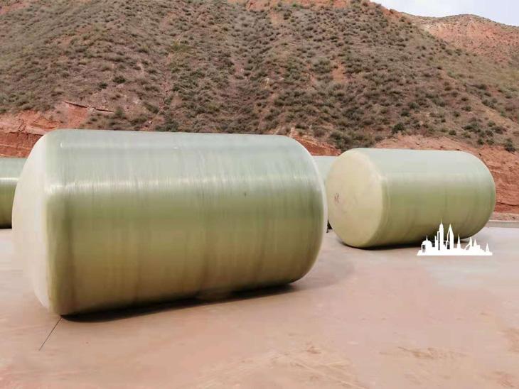 宁夏玻璃钢化粪池供应-大量供应新品玻璃钢化粪池