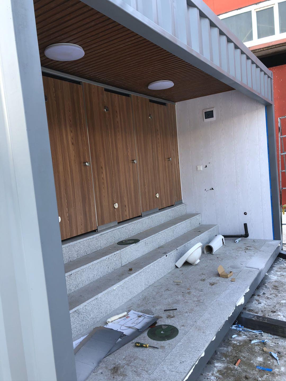 黑龍江歐式崗亭出售-哈爾濱哪里有售賣哈爾濱移動衛生間