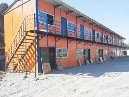 工地临建彩钢板房,工地彩钢板房,临建彩钢板房