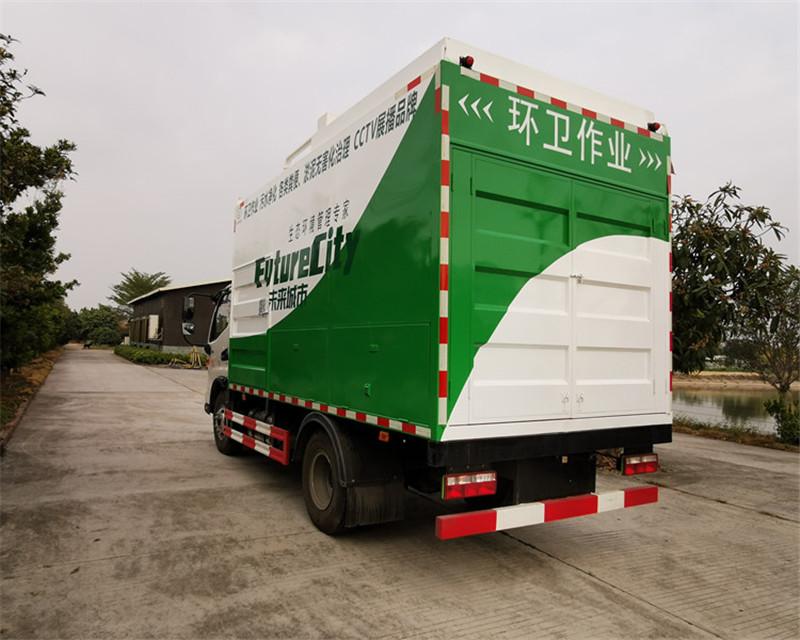 选购无害化抽污车,广东专业的甩干式抽污车供应商是哪家