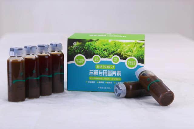 蕨类植物苔藓液