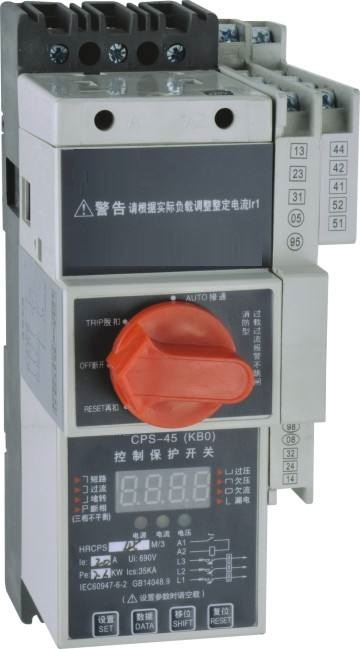 NRC-003D-ST500系列智能型电动机控制器