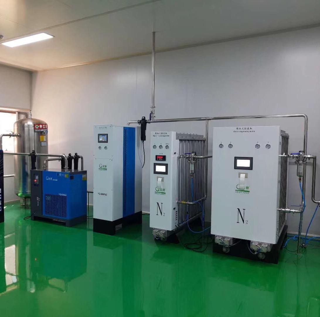 深圳口罩设备行业空压机_广东价位合理的熔喷布设备专用空压机供应