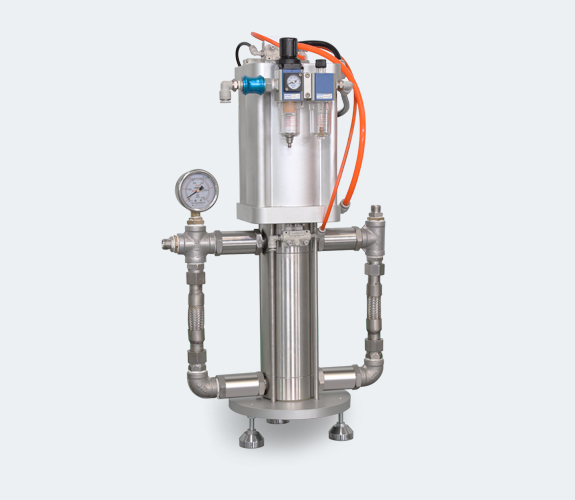 气雾剂灌装机充气增压泵