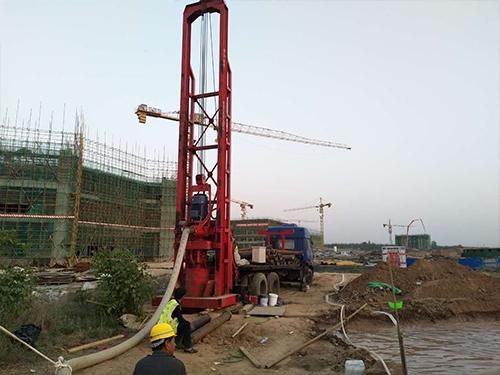 绥德县钻井-去哪找专业的钻井项目
