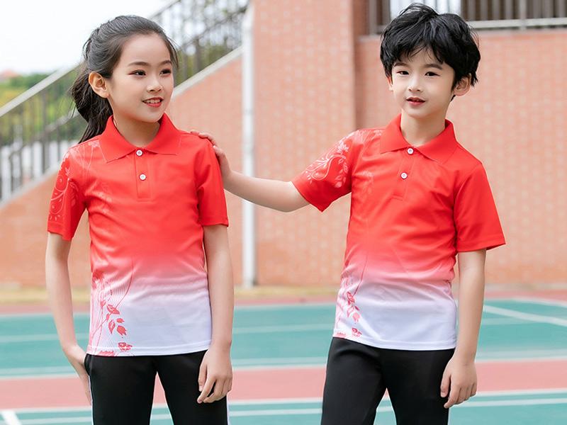濮阳小学生秋季运动校服制作厂家-值得信赖的小学生秋季运动校服制作厂家