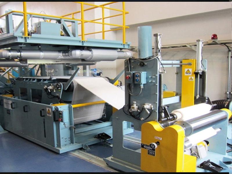 茂名熔喷布机器-熔喷布生产线视频-熔喷布生产线厂家地址