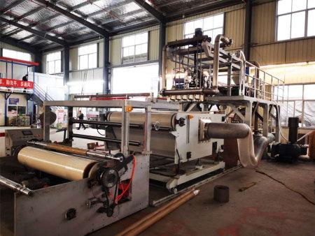 云浮熔喷布机器-中石油熔喷布生产线-熔喷PLA非织造布生产线