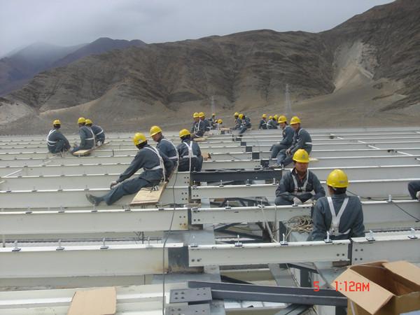 無錫鋼結構車間加工  江陰鋼結構車間加工 蘇州消防鋼樓梯報價