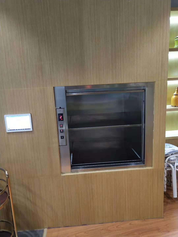 庫爾勒雜物電梯_品牌好的酒店送餐梯價位