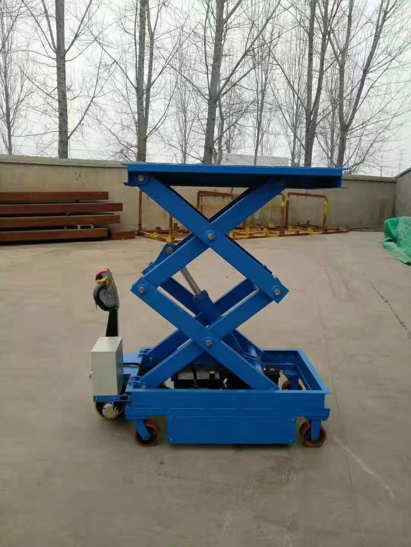 和田导轨式升降货梯-河南液压平台-4d液压平台