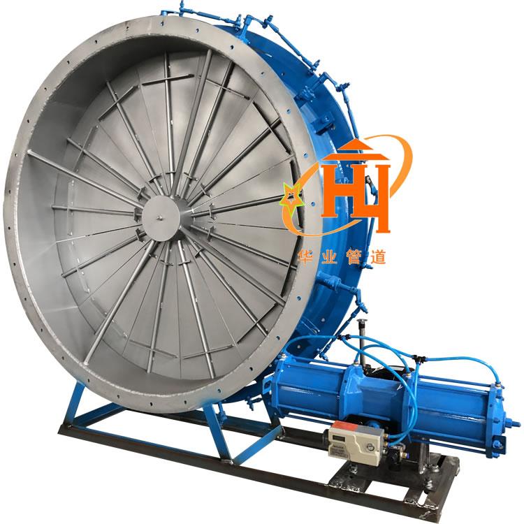 防爆風閥-氣動菱形風閥-船用雙層風閥