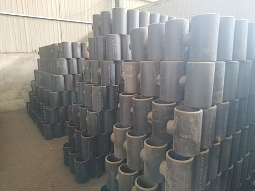 湖南碳鋼厚壁三通廠家 滄州哪里有專業的三通