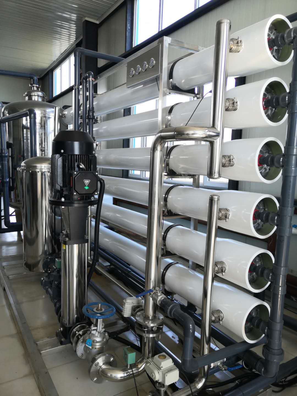 哈尔滨黑龙江反渗透设备哪里买-地下水处理厂家
