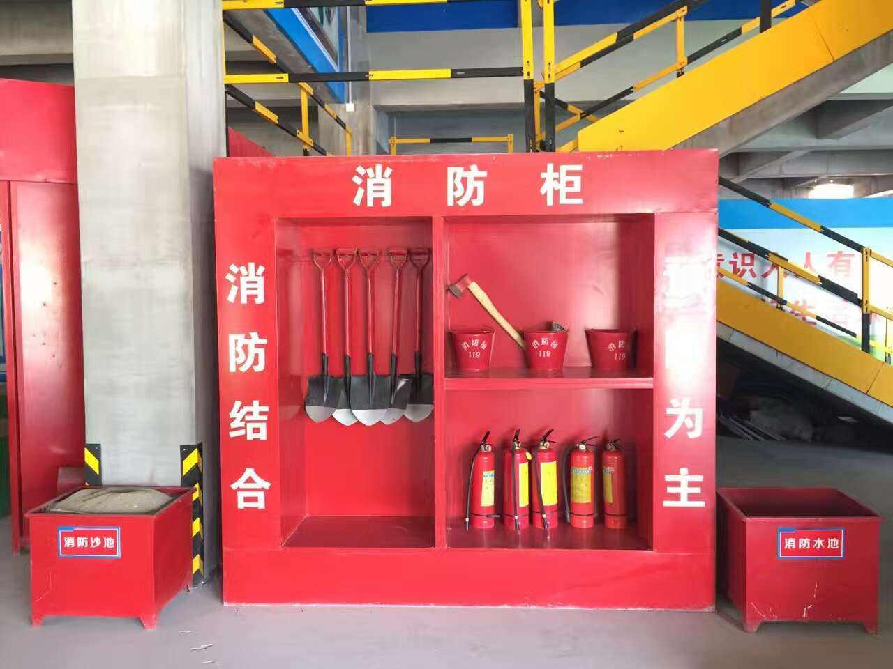 青海消防箱-西宁消防器材设备找西宁王四消防