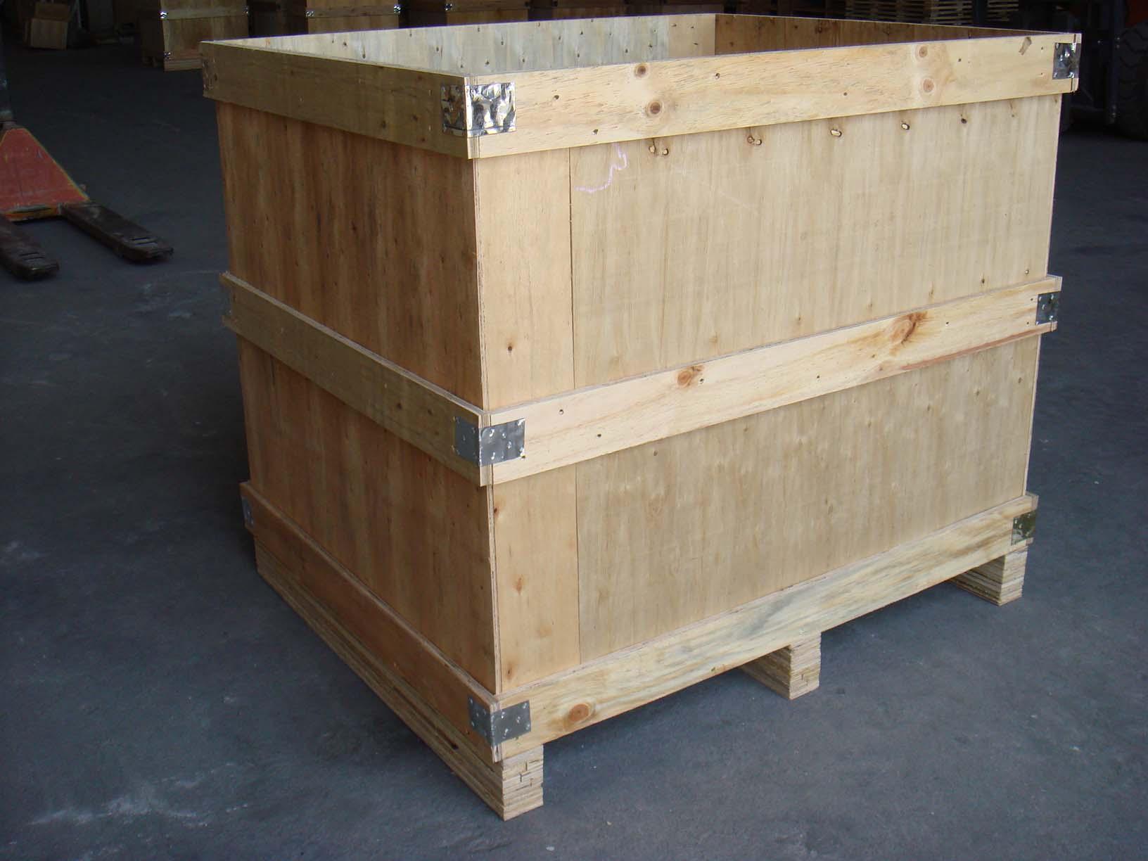 漳州实木熏蒸箱-泉州木包装箱厂-泉州木箱包装厂